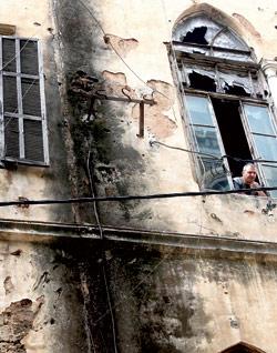 نار مضرمة وتسرّب مياه في القصرين (مروان بو حيدر)