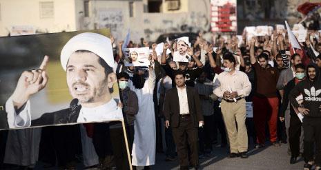 تحدّثت مصادر عراقية عن عزم وزير الخارجية ابراهيم الجعفري التوسّط لدى المنامة (أ ف ب)