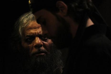 فايز قزق بدور الأمير «أبو الوليد»