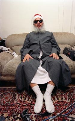 صورة للشيخ تعود إلى عام 1993 (أ ف ب)