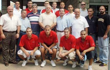 منتخب لبنان للناشئين في كرة السلة