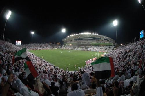 جماهير الإمارات تناشد منتخبها بلوغ نصف النهائي (خاص الأخبار ـ أبو ظبي)