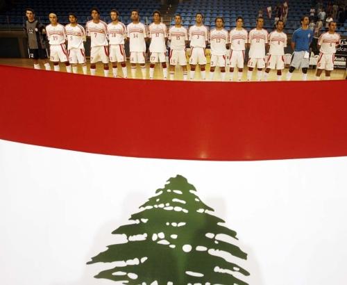 منتخب لبنان لكرة الصالات