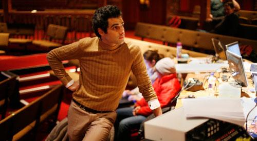 اختار سليمان البسام التجريب داخل الموروث الكلاسيكي للمسرح العالمي