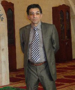 خلال زيارته إلى رام الله