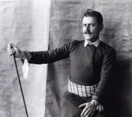 نسيب خنيصر، صفيحة زجاجية، شويري، حوالى عقد 1920