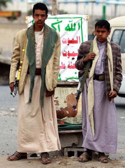 أعلنت الجماعة أن بن مبارك لا يلبي إرادة الشعب (أ ف ب)