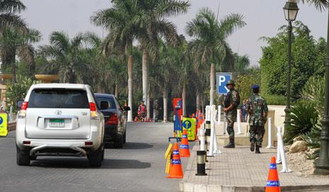 تجنب الوفد القطري أي لقاء مع المسؤولين المصريين باستثناء التحية في الطرقات (آي بي ايه)
