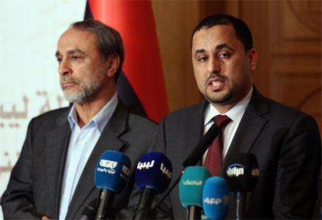 صالح المخزوم: بعثة الأمم المتحدة ستتصل بنا في الأيام المقبلة لطرح جديد (الأناضول)