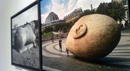«الكرنك ـــ باريس» (٤٠ x ٥٠ سنتم + ٤٠ x ٥٠ سنتم)