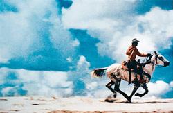 صورة «بلا عنوان (كاوبوي)» (1989) لريتشارد برينس بيعت بأكثر من مليون دولار