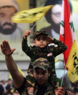 اتفاق نيسان غيّر الموازين وعزّز موقع حزب الله (أرشيف ــ مروان بوحيدر)