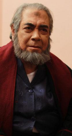 الممثل صبري عبد المنعم في مشهد من الفيلم
