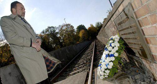 ليبرمان يزور موقعاً يهودياً في ألمانيا الشهر الجاري (ديتمار غابرت ـ إي بي أي)