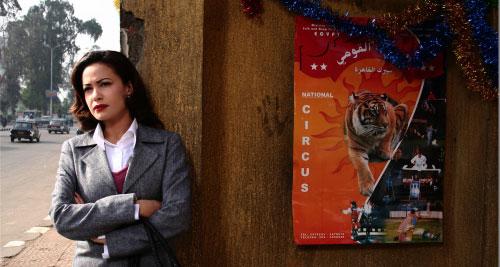 هند صبري في الفيلم