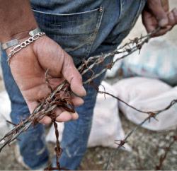 لاجئ سوري في تركيا (فاديم غيردا ــ أ ب)