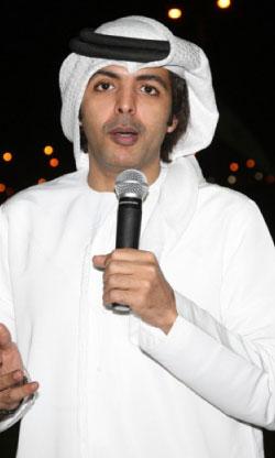 المعلّق الإماراتي فارس عوض