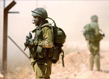 جندي إسرائيلي عند الحدود اللبنانية (أرشيف)