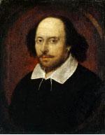 بورتريه شكسبير