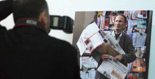 من معرض الصور الذي رافق حفلة إطلاق المشروع (بلال جاويش)
