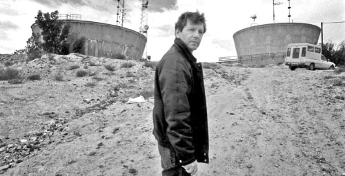 عوز في مدينة عراد عام 1989(دافيد نيمرود)