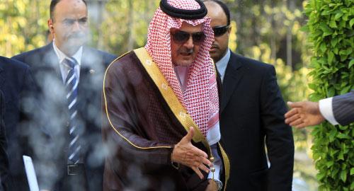 سعود الفيصل: السعودية تسير نحو مجتمع ليبرالي! (أرشيف ــ خالد دسوقي)
