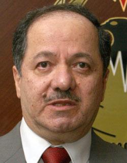 مسعود البرزاني (سافين حامد ــ أ ف ب)