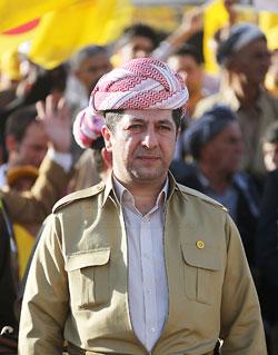 أكد مسرور البرزاني أن «الديموقراطي» مصر على انتخاب رئيس الإقليم من قبل الشعب