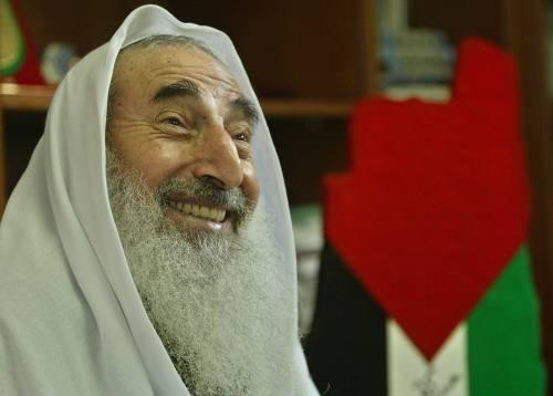 الشيخ الشهيد احمد ياسين أحد المؤسسين الأوائل لحركة «الإخوان» في غزة