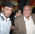 وزير العدل المصري ممدوح مرعي (أحمد حمّاد)