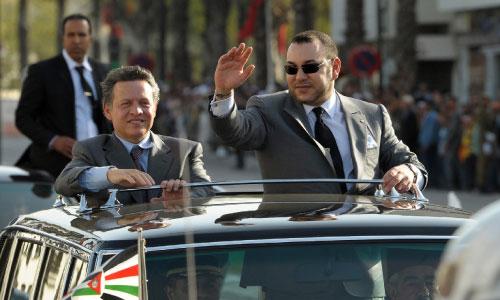 الملك المغربي محمد السادس ( أرشيف ــ أ ب)