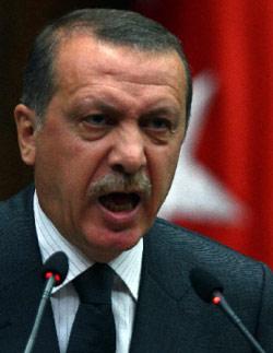 رئيس الوزراء التركي رجب طيّب أردوغان (أرشيف ــ أ ب)