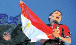 في ميدان التحرير الأسبوع الماضي (محمد حسام ـ أ ف ب)