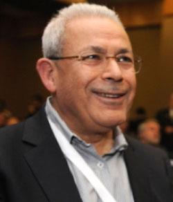 رئيس المجلس الوطني السوري برهان غليون