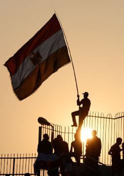 يخشى الجمهور المصري أن يغيب منتخبه عن البطولة الأفريقية