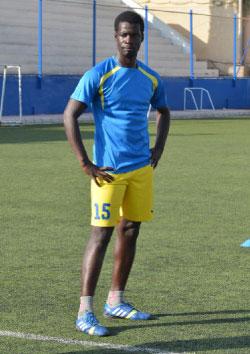 لاعب الصفاء الجديد الشيخ ديوك