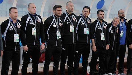قدّم مدرب المنتخب ميودراغ رادولوفيتش أوراق اعتماد تجديد عقده مع المنتخب