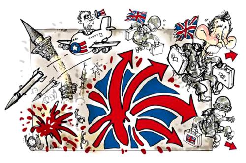 انسحاب بريطاني من العراق / بلانتو - فرنسا