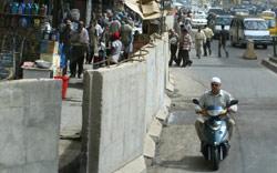 البغداديّون يفتقدون جسر الصرافيّة