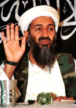 بن لادن في صورة تعود للعام 1998 (أرشيف ــ رويترز)