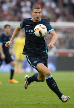 سجل دزيكو ستة أهداف في 32 مباراة خلال الموسم الماضي (أ ف ب)