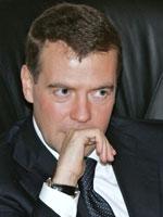 ديميتري ميدفيديف (رويترز)