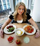العادات الغذائية ونظام الحياة يؤثران على الرشاقة