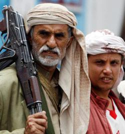 عدم الاستقرار في اليمن يثير مخاوف اقليمية وغربية (عمّار عواد - رويترز)