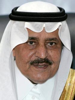 الأمير نايف بن عبد العزيز)