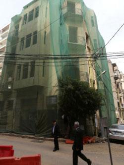 مبنى «آر ديكو» في الجميزة (مروان طحطح)