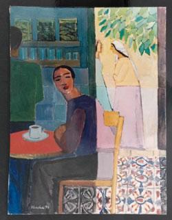 زيت على قماش (1994)