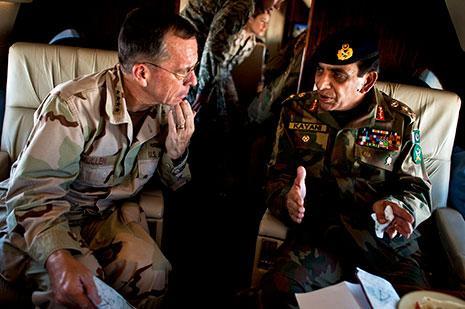الجنرال الباكستاني كياني: نتحوّل إلى «تابع لواشنطن»
