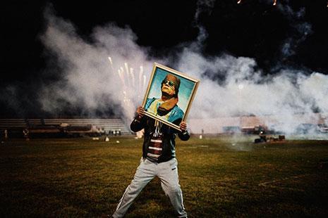 من قادوا الحملة على القذافي، كانوا من المنشقين عنه (مويزس سامان)