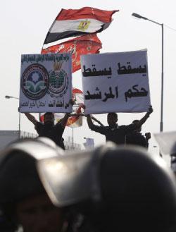 مخاوف من السياسات الاقتصادية والاجتماعية للاخوان المسلمين في المرحلة المقبلة (عمر عبد الله دلش - رويترز)